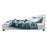 Banksiana Gas Lift Bed Frame with Headboard | Double | White