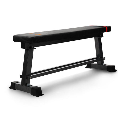 PowerCore 'Everfit' Flat Weight/Workout Bench | Black