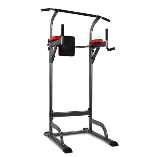 PowerCore 'Everfit' Power Tower 4-IN-1 Multi-Function Fitness Station | Black