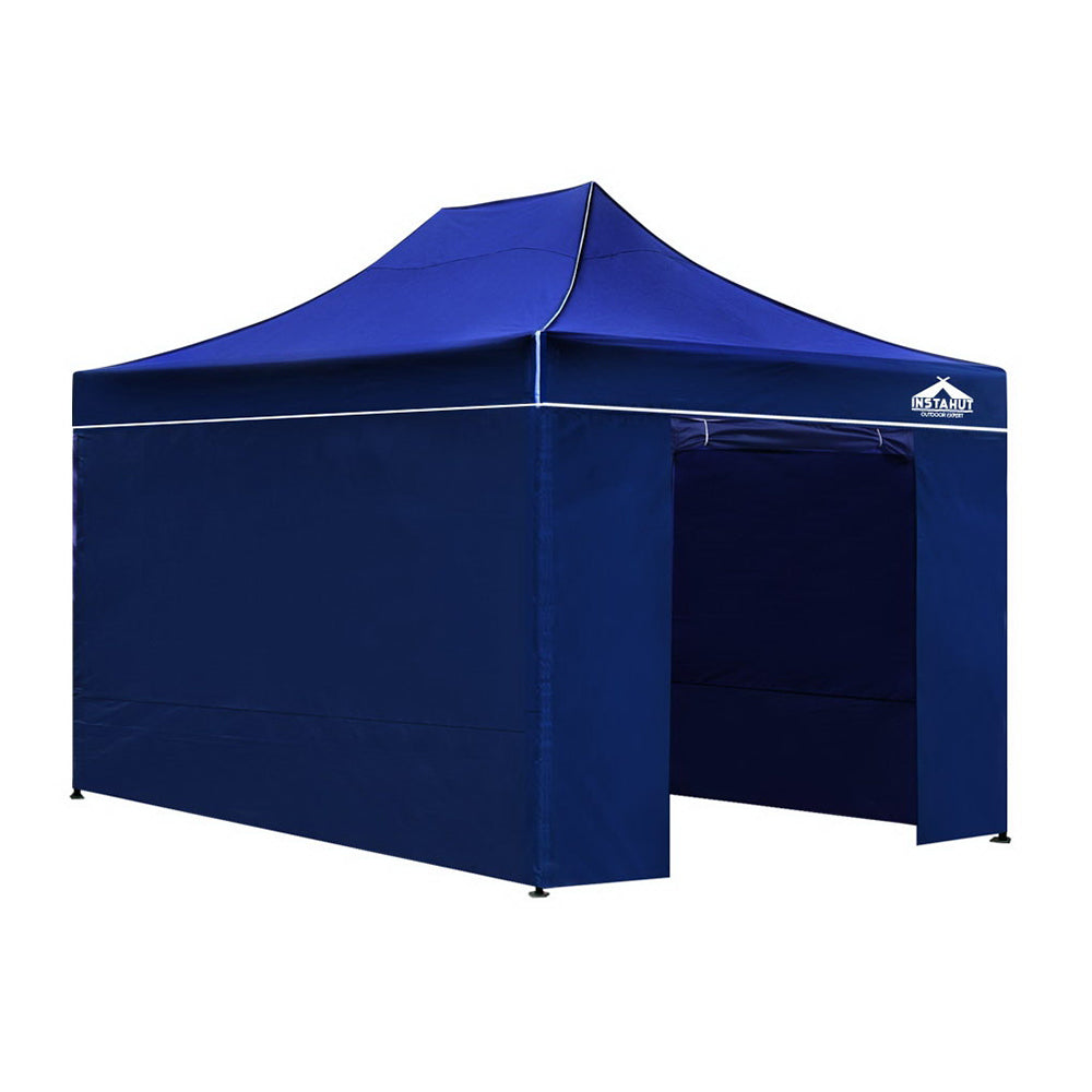 Admiral by Instahut 3m x 4.5m Outdoor Gazebo | Royal Blue