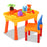 Sunny Days Kids Castle Theme Water & Sandpit Play Set | Multi Color