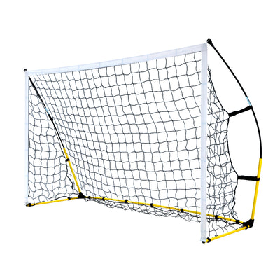 PowerCore 'EverFit' Portable Soccer Football Goal | White