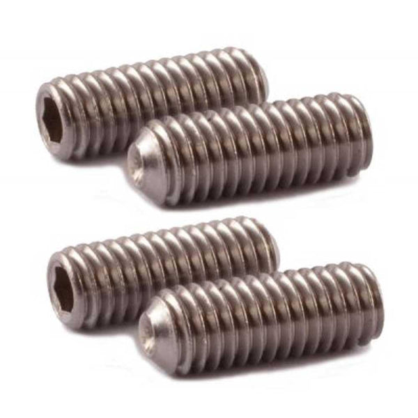 Grub Screws Set of 4