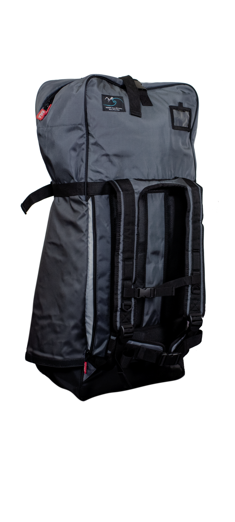 Travel-tough Rolling Backpack