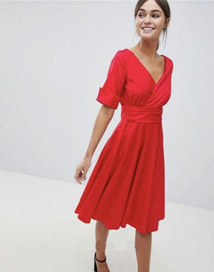 BONNIE Midi Dress