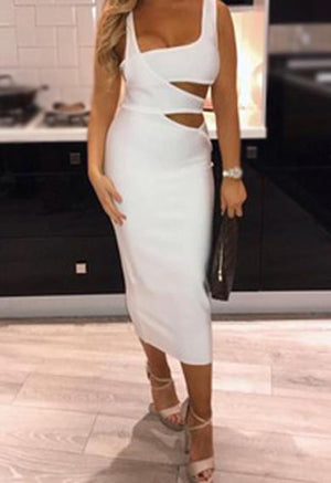 MARYAM BANDAGE DRESS