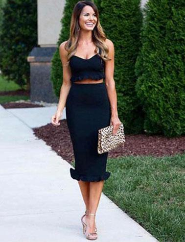 SOPHIE Two Piece Dress