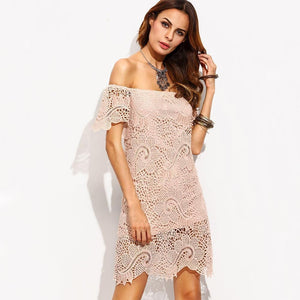 AVA SHORT SLEEVE DRESS