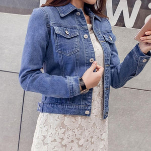 ABIGAIL Denim Jacket