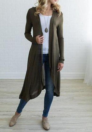 Casual Cardigan Sweater
