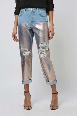 Ripped Jeans Pants