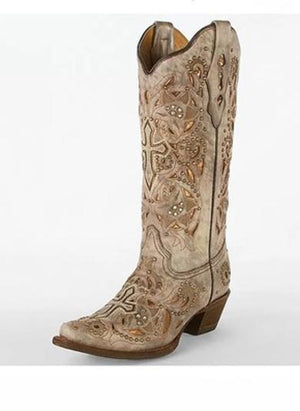 LEAH Corral Boots