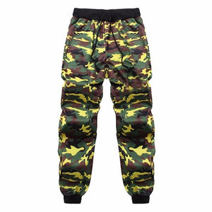 Camouflage Sweats Pants