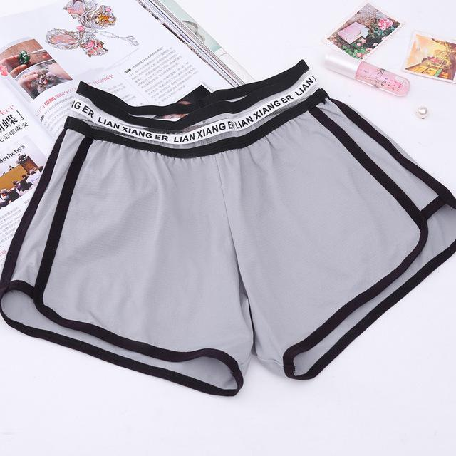 letters shorts