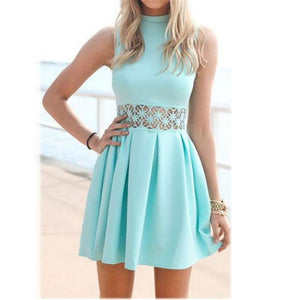 Sleeveless Party Casual Dresses