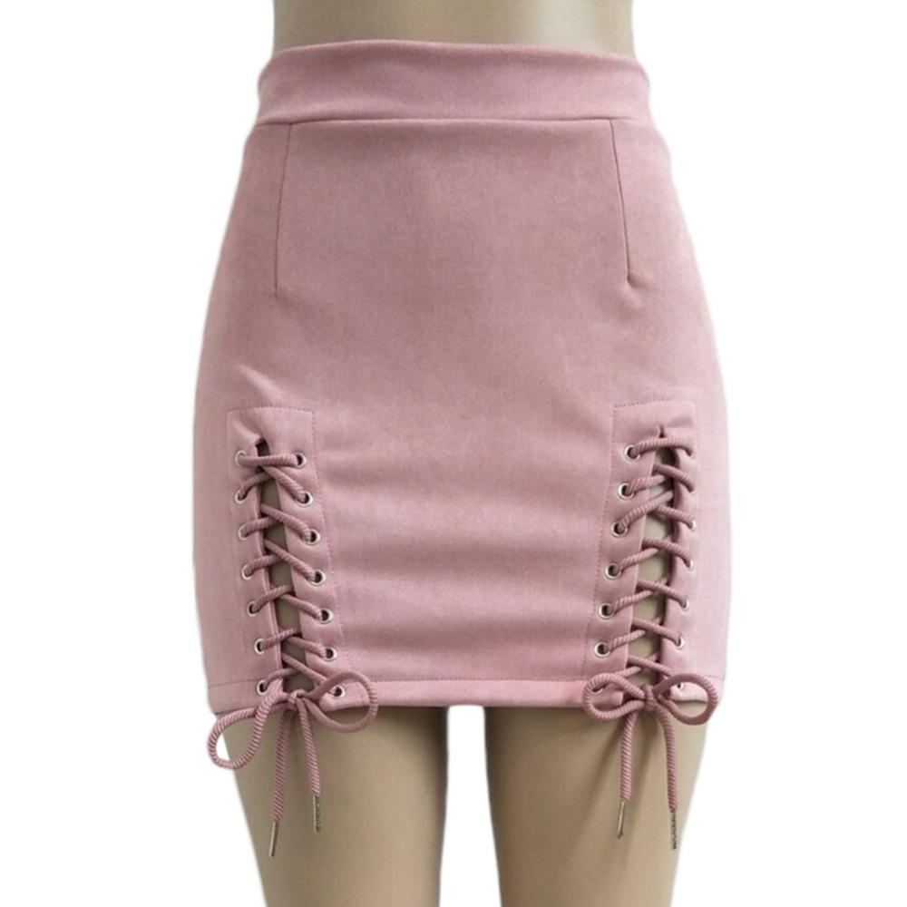 Body Bandage Skirts Natural