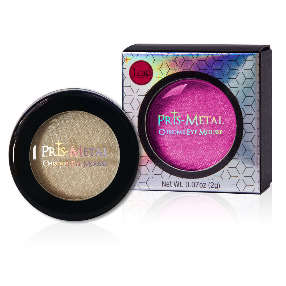 PRIS-METAL CHROME EYE MOUSSE