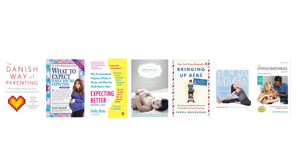 Best Books for Expecting Parents