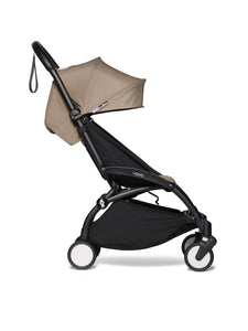 BABYZEN YOYO² Stroller with 6+ Color Pack (Black Frame)