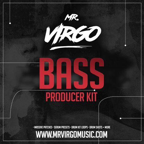 Mr Virgo Bass Producer Pack (Windows Users)