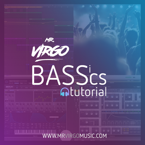 UK Bassline Beat Tutorial Mr-Virgo-BASSics-Beat-Guide-Tutorials-Tutorial-Bass-Bassline-Cover