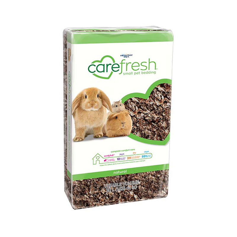 Carefresh® Complete Comfort Care Small Pet Paper Bedding Natural 30 L