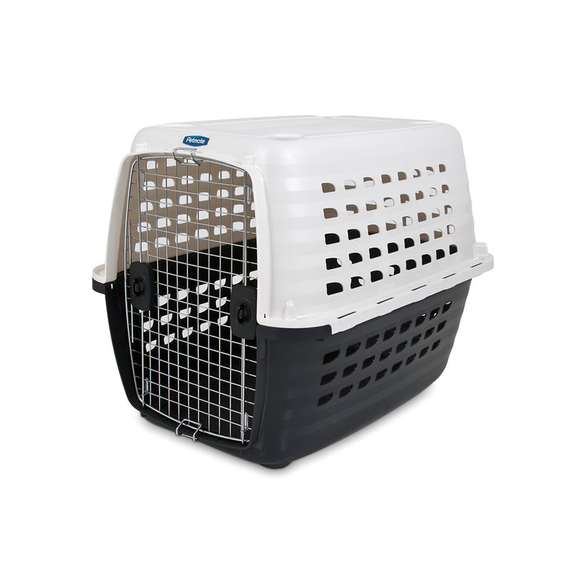 Petmate® Compass Kennel White Color 50-70 Lbs