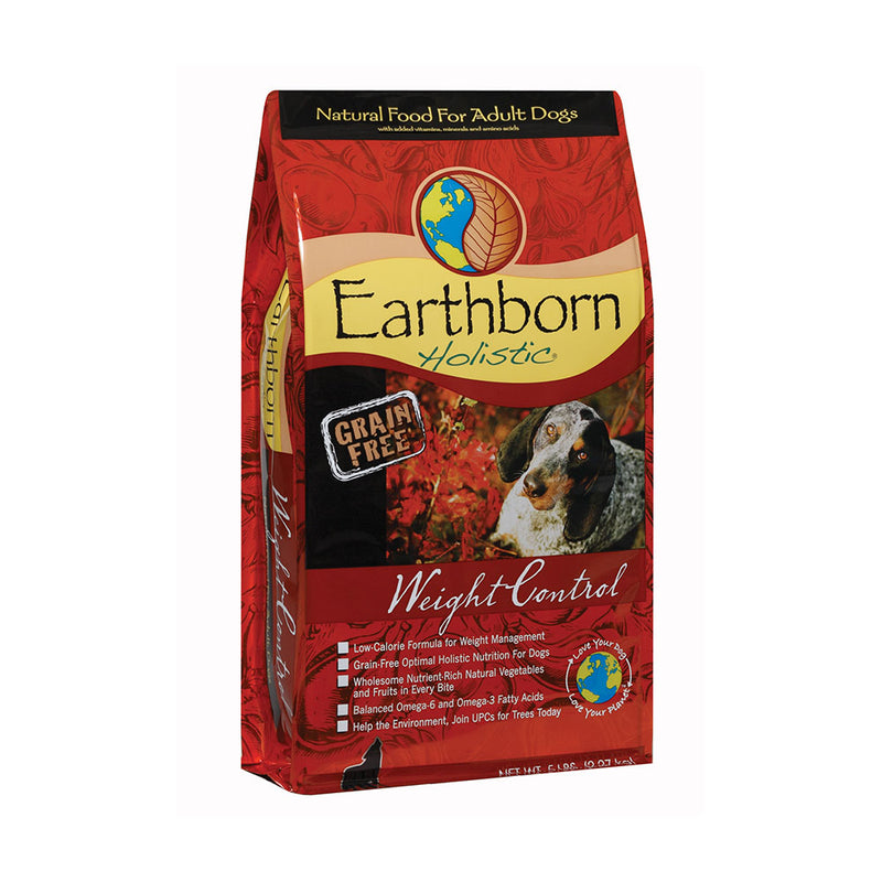 Earthborn Holistic® Weight Control Adult Dog Food 5 Lbs