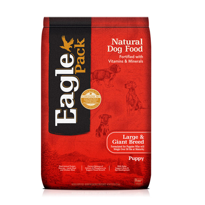Eagle Pack® Large & Giant Breed Puppy Dog Food 30 Lbs