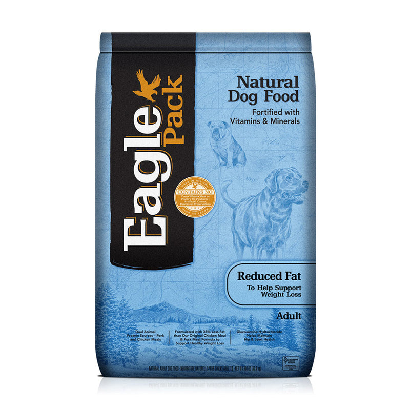 Eagle Pack® Reduced Fat Adult Dog Food 30 Lbs