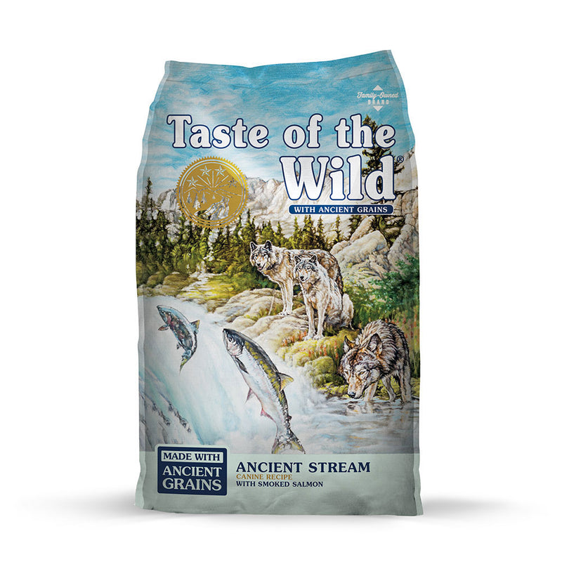 Taste of the Wild® Ancient Stream with Smoked Salmon Dog Food 5 Lbs