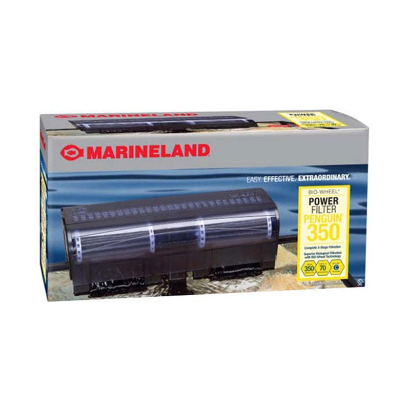 Marineland® BIO-Wheel® Penguin® 350B Power Filter 75 Gal