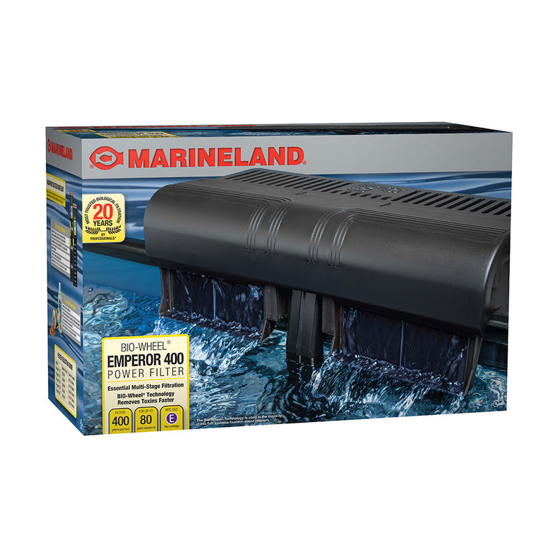 Marineland® BIO-Wheel® Emperor® 400 Power Filter
