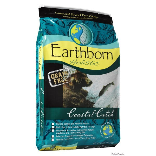 Earthborn Holistic Coastal Catch Grain Free Natural Dog Food