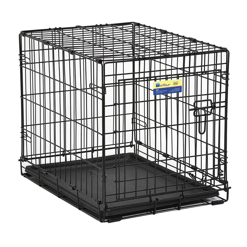 Contour™ Single Door Dog Crate 24 Inch
