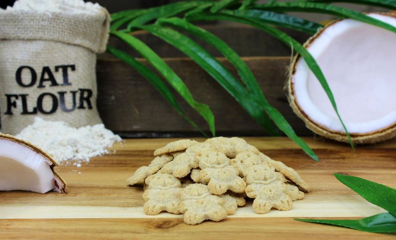 Grandma Lucy's Organic Coconut Oven Baked Dog Treats