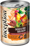 Inception Chicken & Pork Meal Recipe Canned Dog Food