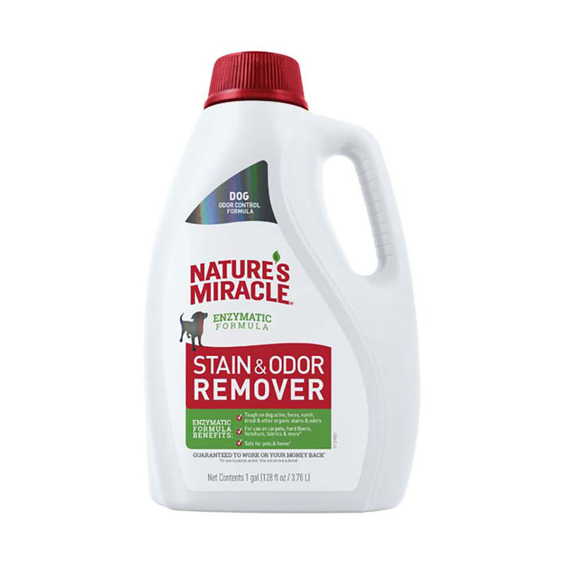 Nature's Miracle® Stain & Odor Remover Pour for Dog 128 Oz