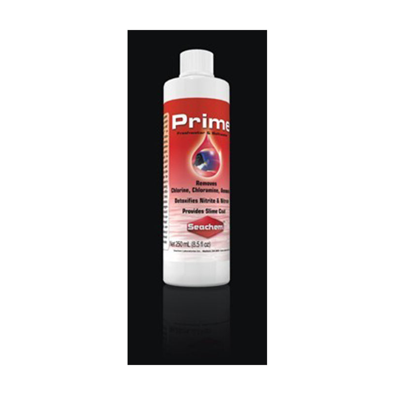 Seachem® Prime® Concentrated Conditioner for Marine & Freshwater 500 Ml