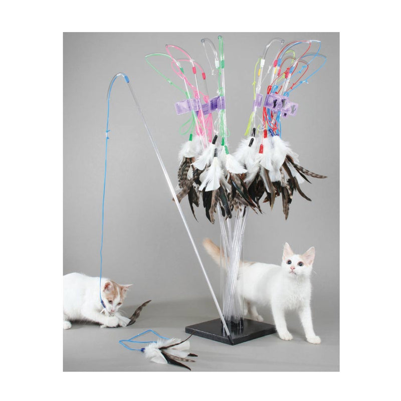 Vee Enterprises Purrfect® Feather Cat Toys