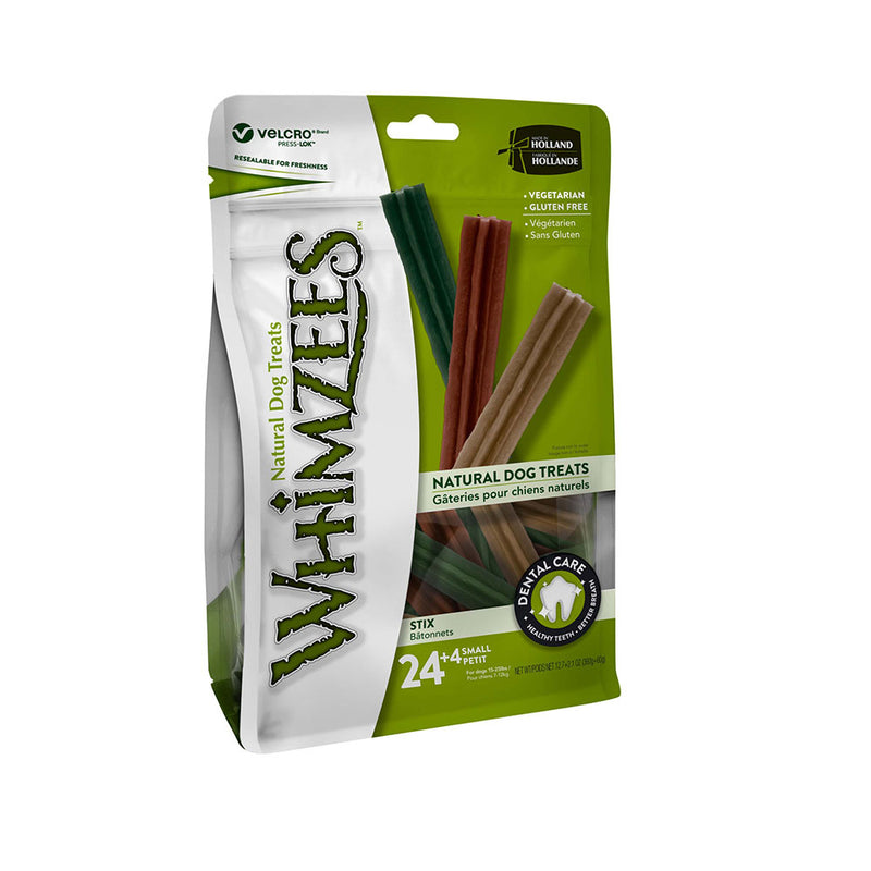 Whimzees™ Small Gluten Free Stix Dog Dental Chews 14.8 Oz