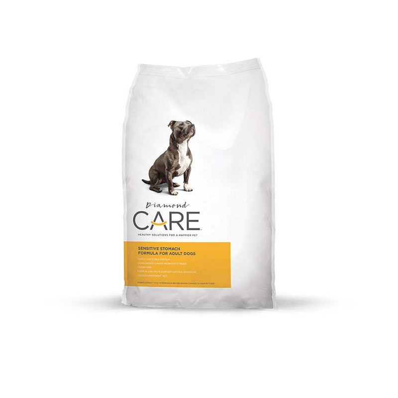 Diamond Care® Sensitive Stomach Formula for Adult Dogs 8 Lbs