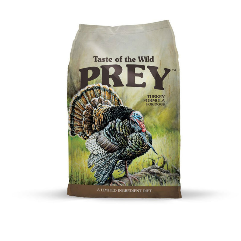 Taste of the Wild® Prey Turkey Formula for Dogs 8 Lbs