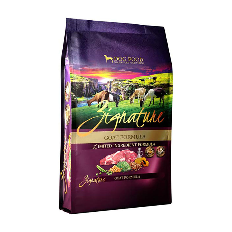 Zignature® Limited Ingredient Goat Formula Dog Food 4 Lbs