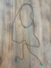Load image into Gallery viewer, Crystal Bead Lariat Necklaces