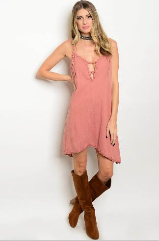 Boho Chic Sundress