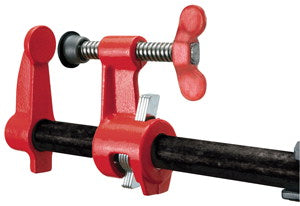 Deep reach pipe clamp (PC)