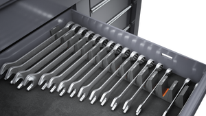 Vertical Wrench Organizers