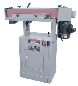 "King Canada 6"" X 89"" Oscillating Edge Sander KC-689-OSC-7"