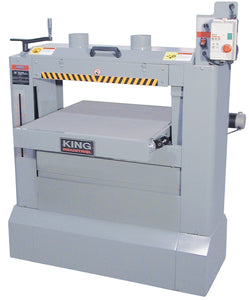 "King Canada 26"" X 12"" Dual Drum Sander KC-26DS"